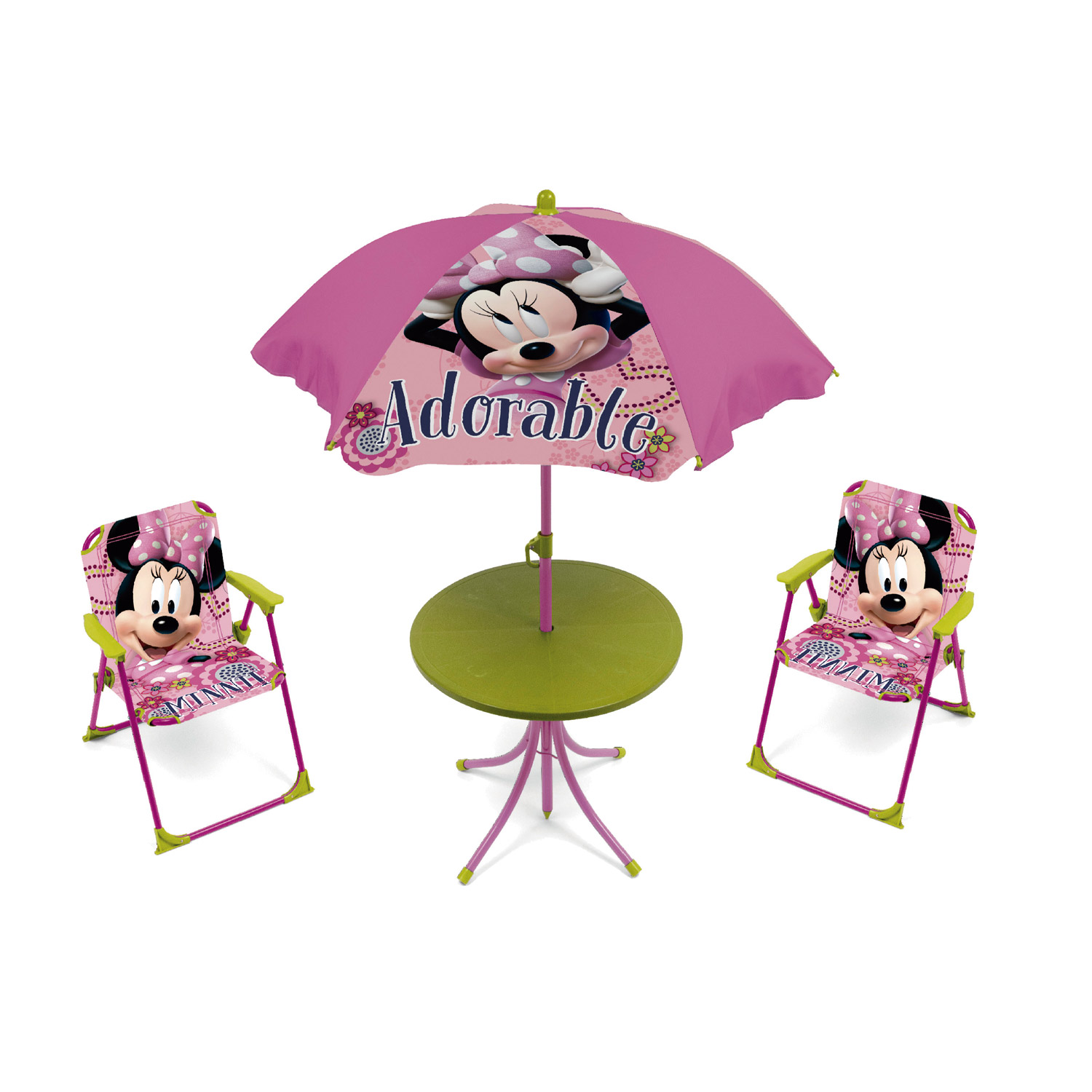 Ensemble de jardin : Minnie