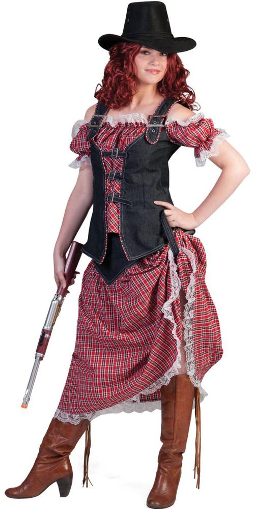 Déguisement Cowgirl - Femme