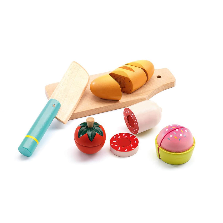 Accessoires de dînette : Lunch à couper