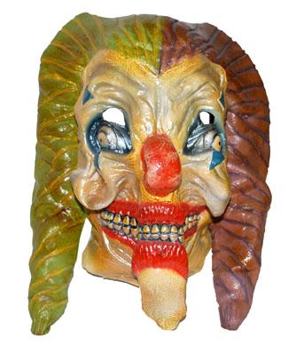 Décoration Clown Terrifiant