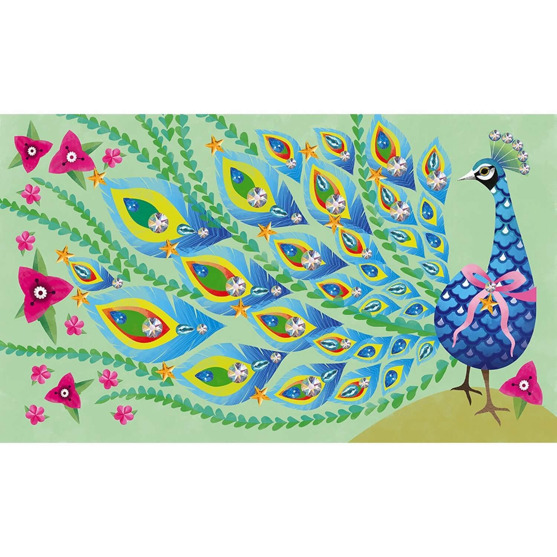 Set Créatif : Strass Bel Oiseau