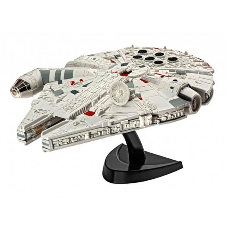 Maquette Star Wars : Model Set : Faucon Millenium
