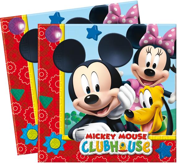 Serviettes Mickey Disney?