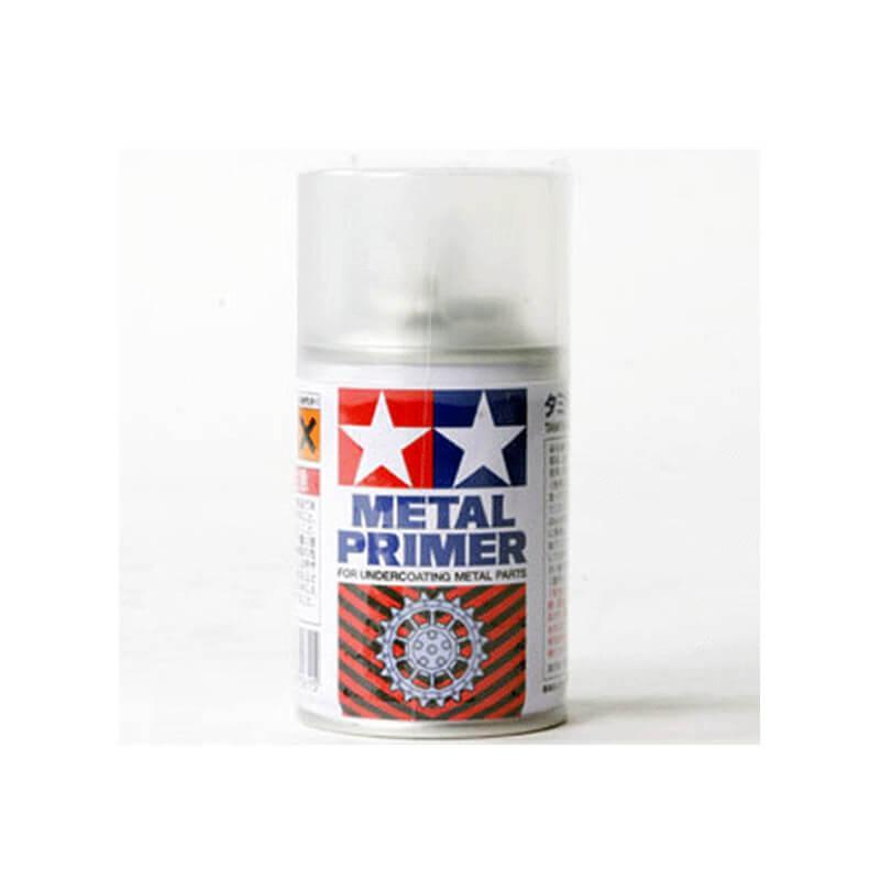 Spray apprêt pour métal : 100 ml