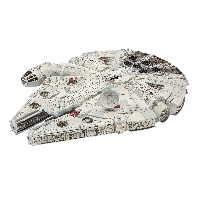 Maquette Star Wars : Faucon Millenium