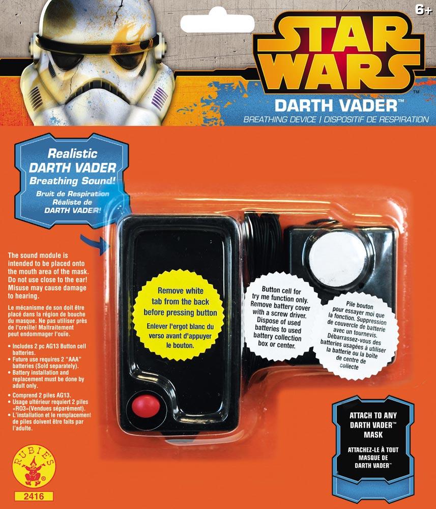 Respiration Dark Vador? - Star Wars?