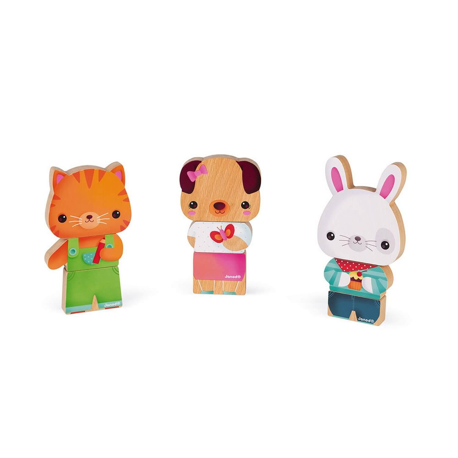 Funny Magnet : Animaux de compagnie