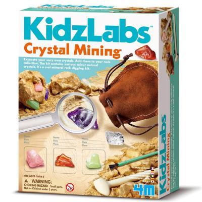 La mine de cristal