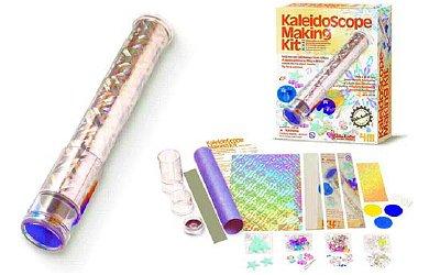 Kit de fabrication d'un Kaléidoscope