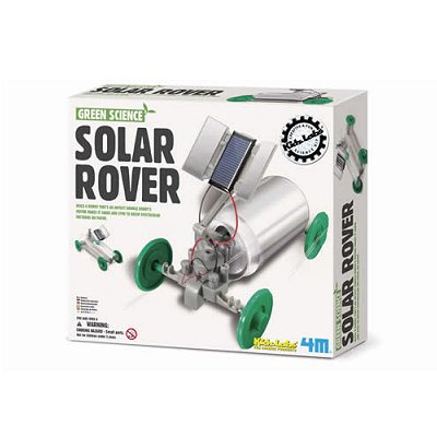 Kit création Green Science : Voiture solaire