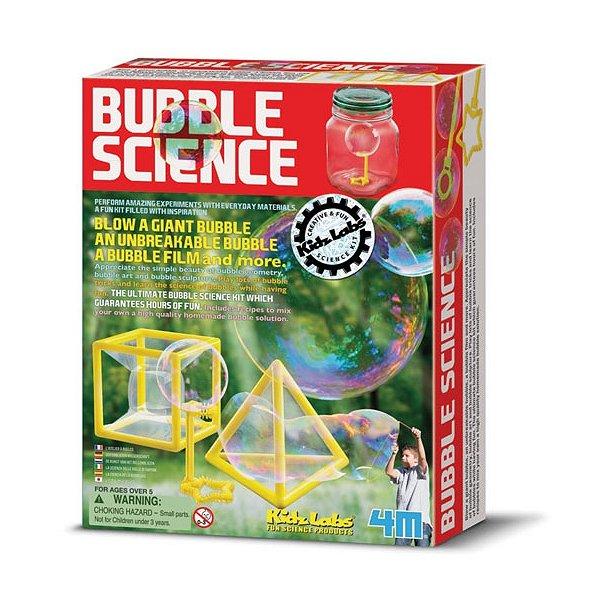 L'atelier à bulles Bubble Science
