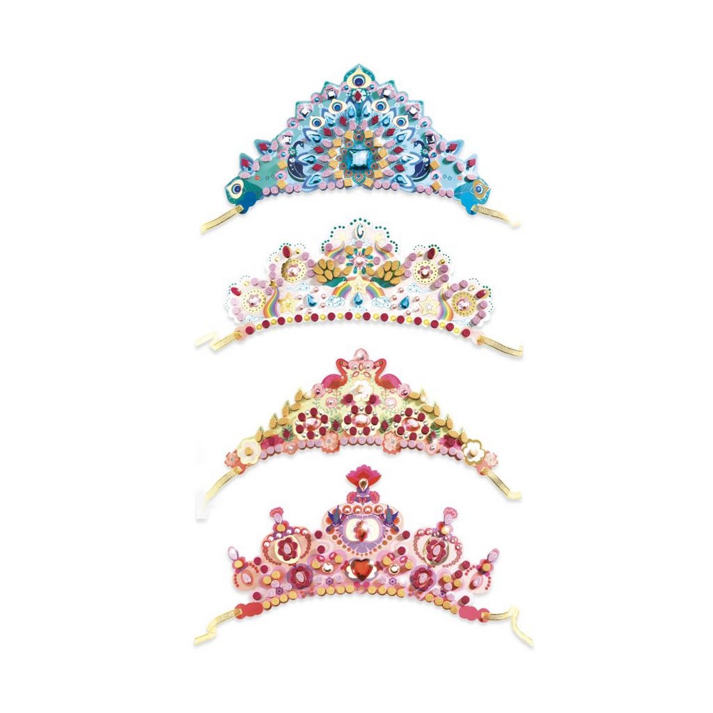 Diadème Mosaïques : Comme une princesse
