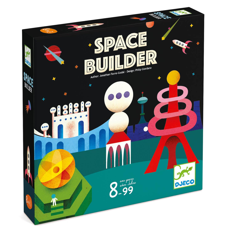 Jeu de logique : Space Builder
