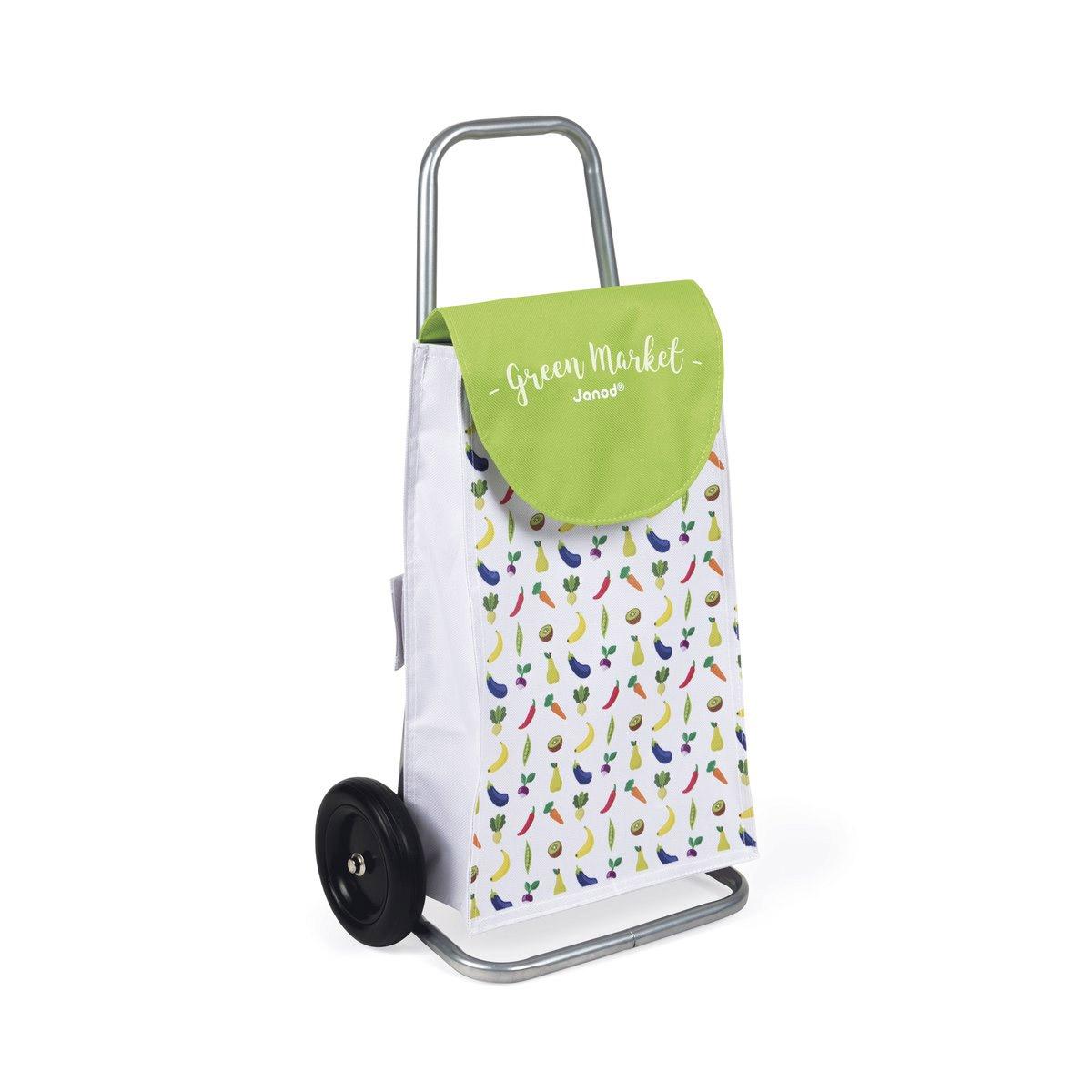 Chariot de course - Green Market