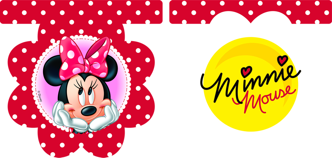 Bannière Minnie© Disney?