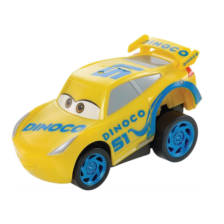 Voiture Press & Go Cars 3 : Dinoco Cruz Ramirez
