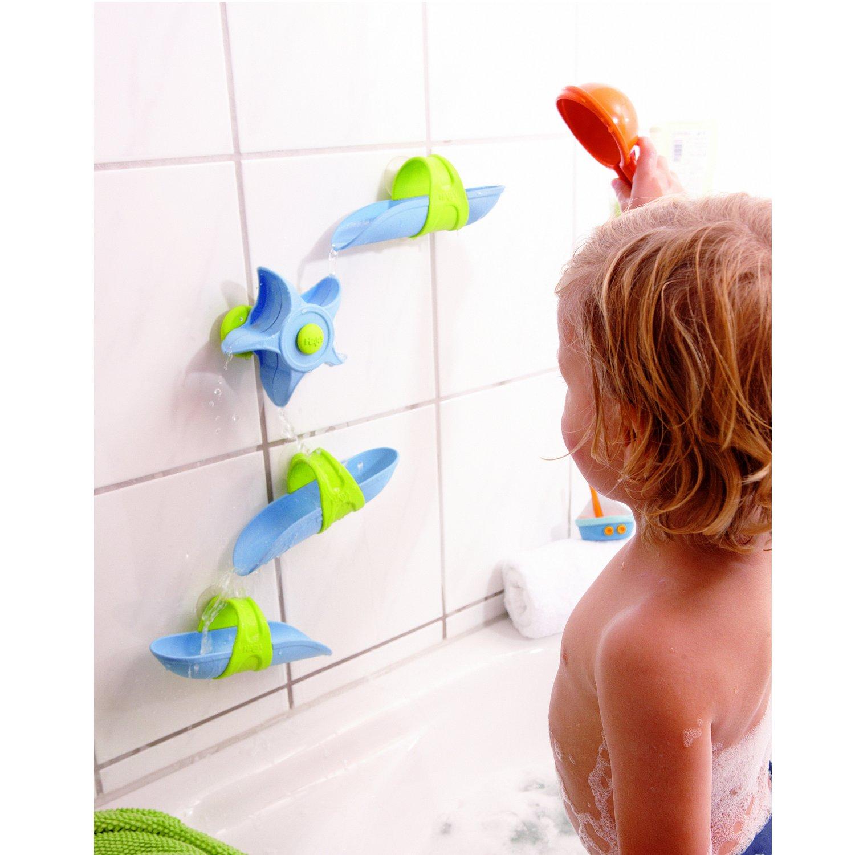 Toboggan à billes pour baignoire