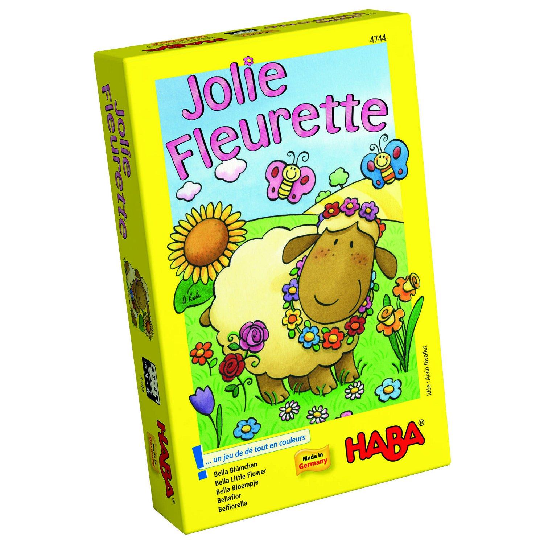 Jolie fleurette