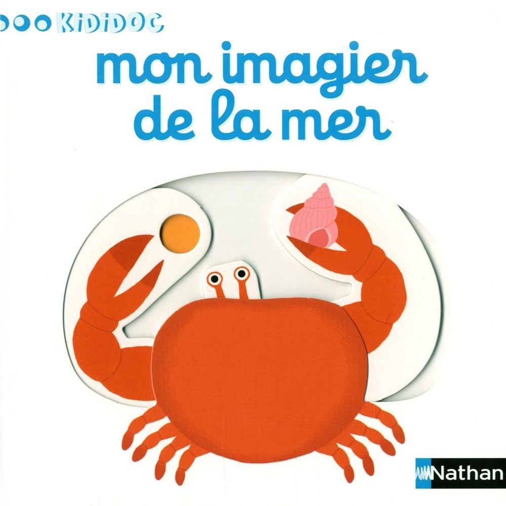 Livre Kididoc Mon Imagier De La Mer