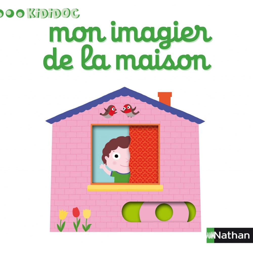 Livre Kididoc Mon Imagier De La Maison