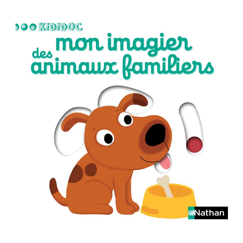 Livre Kididoc Mon Imagier Des Animaux Familiers
