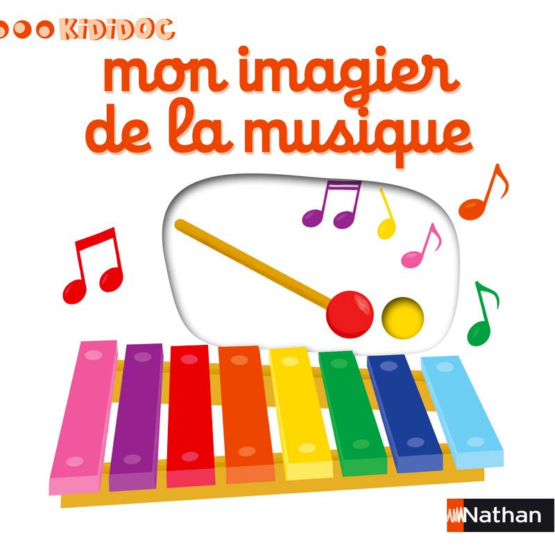 Livre Kididoc Mon Imagier De La Musique