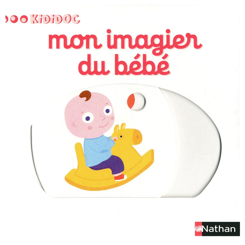 Livre Kididoc Mon Imagier Du Bebe