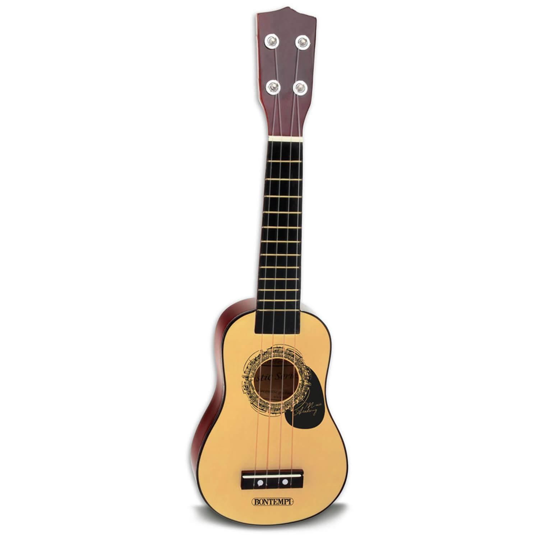 Guitare Ukulele en bois 52.5 cm
