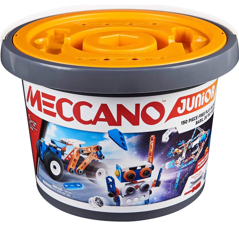 Meccano Junior : Baril 150 Pièces