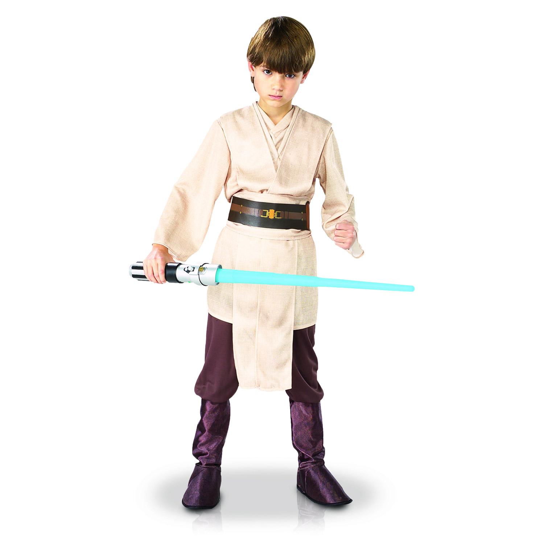 Déguisement Star Wars : Jedi Deluxe : 3/4 ans