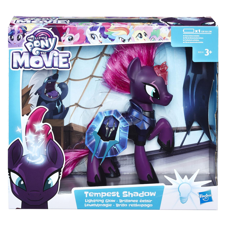 Électronique Flamboyant Figurine PonyTempest Little Éclair Shadow My iOPkXTuZ