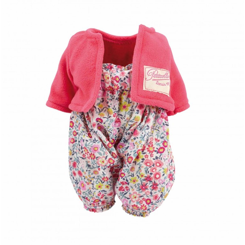 93d7c1193ba7e Vêtement pour bébé Petit Câlin et Câlintette 28 cm   Habillage Soleil d été  -