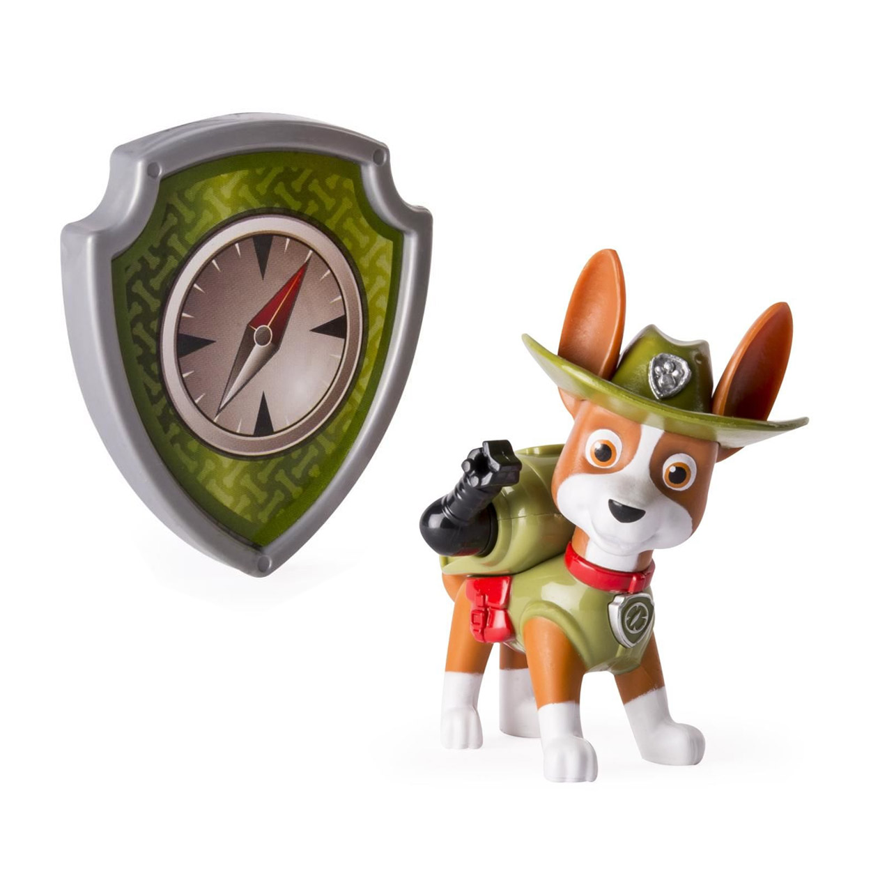 Figurine Pat Patrouille Paw Patrol Jungle Rescue Tracker