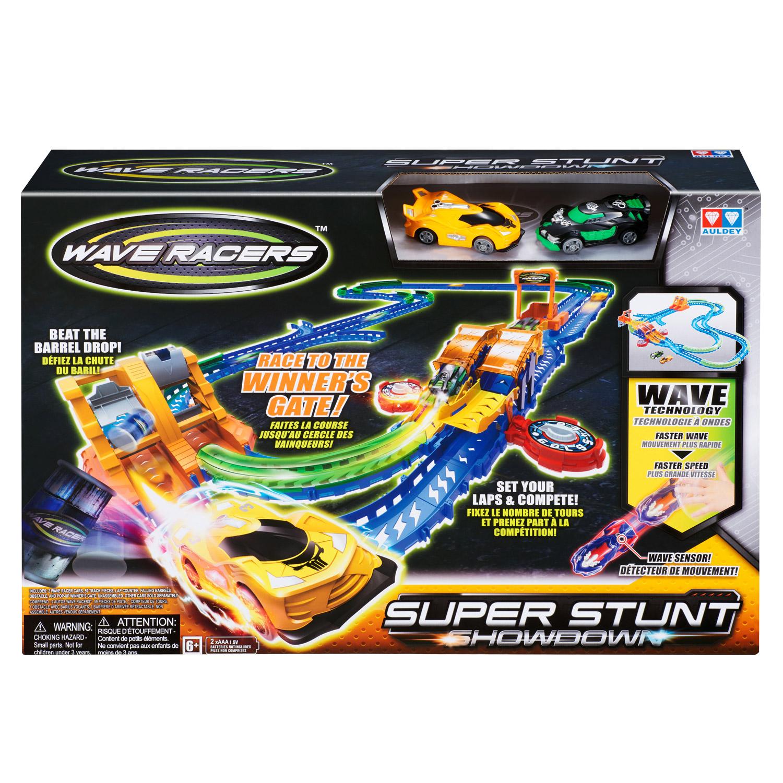 Circuit De Voitures Super Stunt Howdown