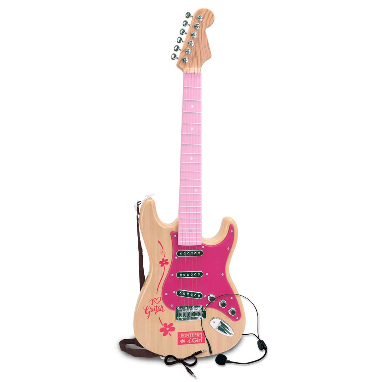 Guitare rock électronique iGirl