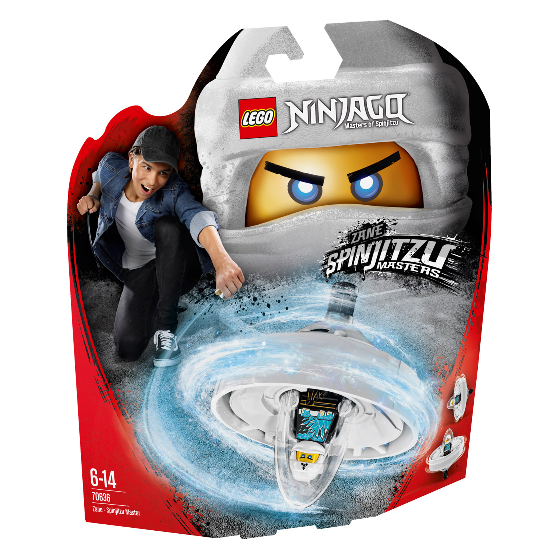 Jouets Spinjitzu Lego® Et Ninjago®Zane 70636 Du Maître Jeux 80OvwnymPN