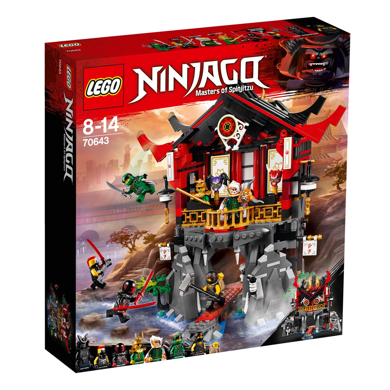 De Ninjago®Le 70643 Lego® Renaissance La Temple RqAL34j5