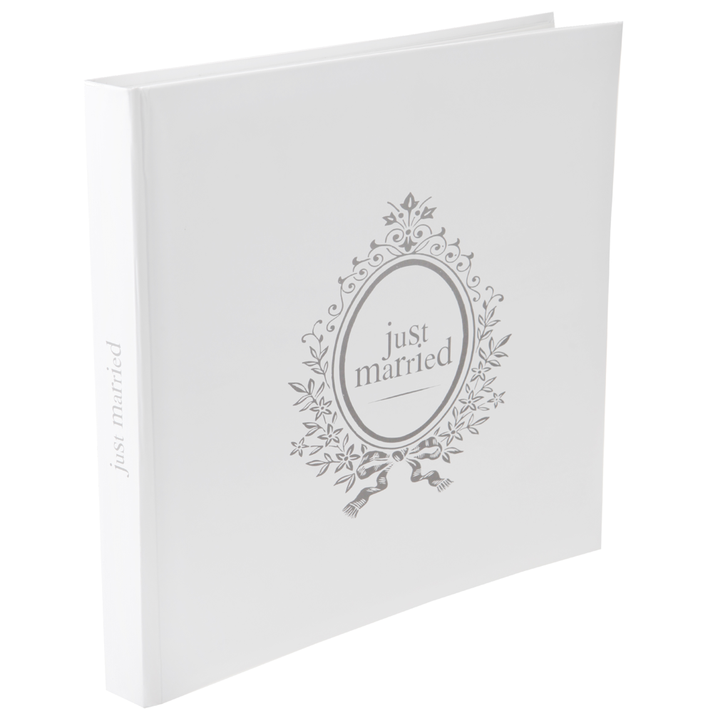 Livre d'Or-Just Married-