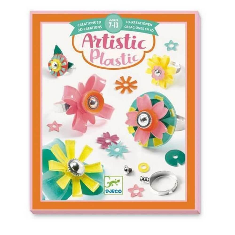Artistic Plastic : Collection de bagues