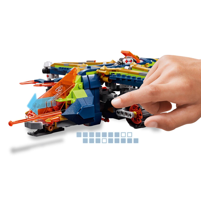 Lego® 72005 72005 Lego® Nexo Knights Nexo 72005 Knights Lego® 7IYbfg6yv