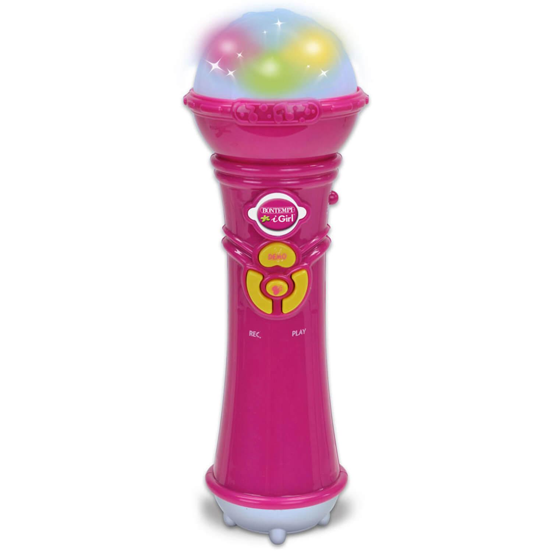 Microphone enregistreur iGirl