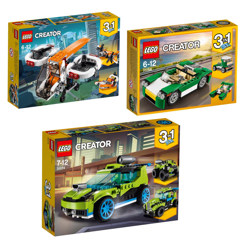 Creator Lego® Kit Kit Kit Creator Lego® Lego® K1c3lTFJ