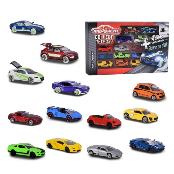 voitures majorette : coffret gift pack series 4 : 13 voitures (dont