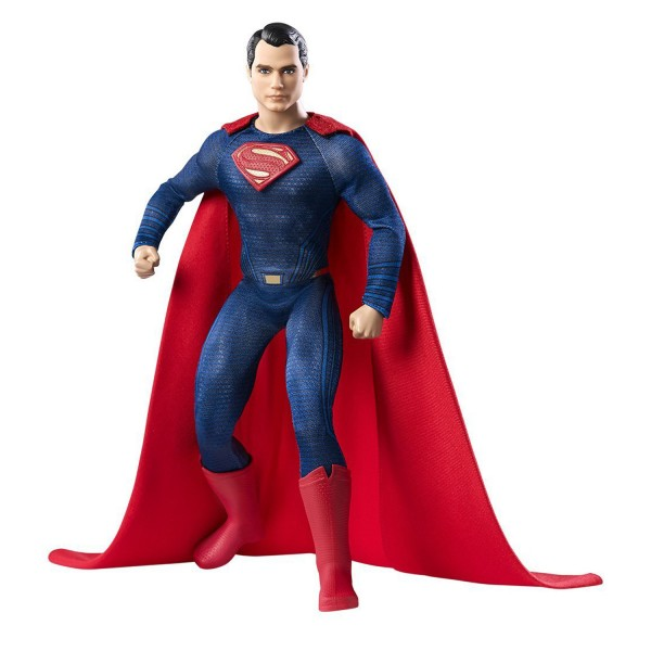 Poupée Barbie Collector : Batman VS Superman : Superman - Mattel-DGY06