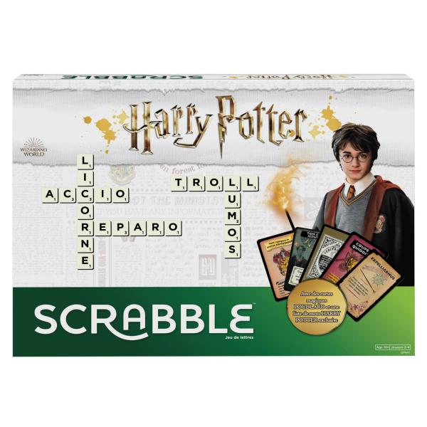 Scrabble Harry Potter - Mattel-GPW41