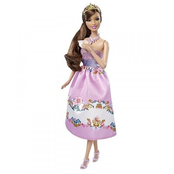 Barbie - Barbie tea party : Teresa - Mattel-T7369-T7371