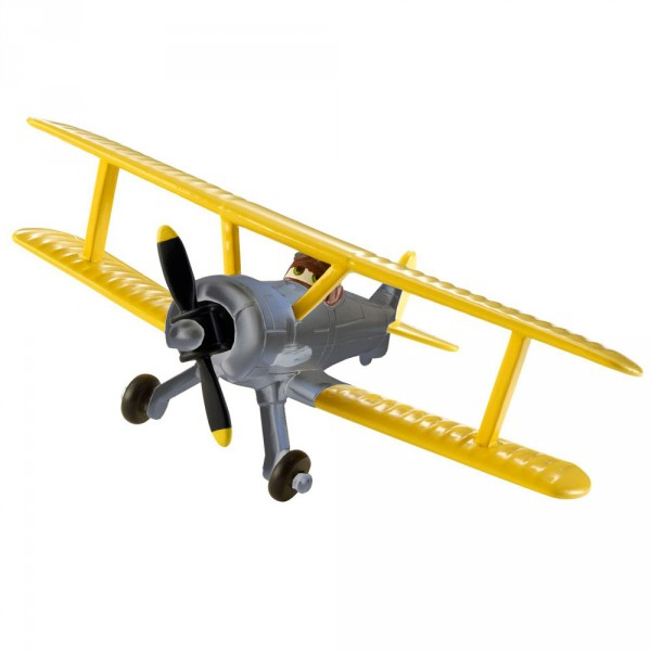 Figurine Planes : Leadbottom - Mattel-X9459-X9464