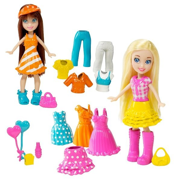 Polly Pocket Sac Amis de Polly : Fête foraine - Mattel-T1230-W5956