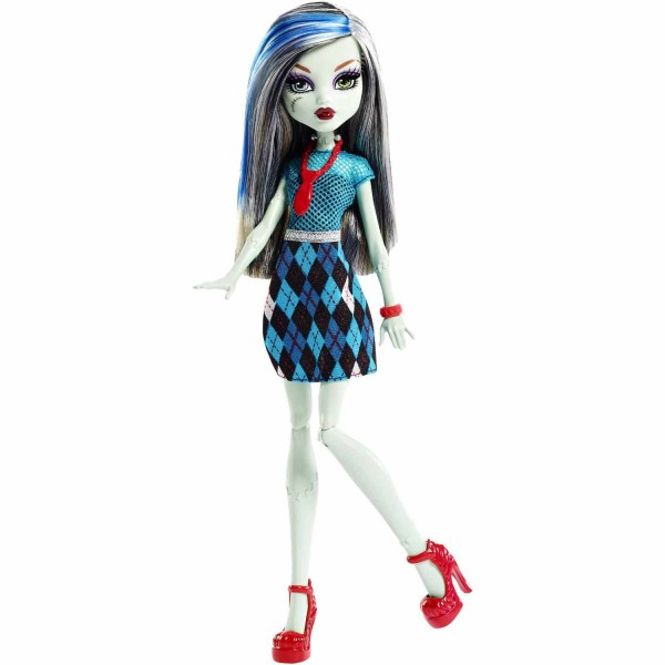 Poupée Goule Monster High : Draculaura - Mattel-DKY17-DKY20