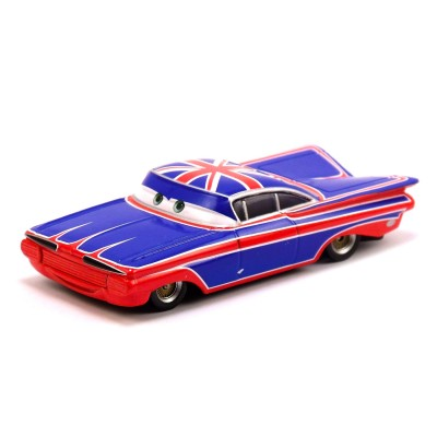 voiture cars body sho union jack ramone jeux et jouets mattel avenue des jeux. Black Bedroom Furniture Sets. Home Design Ideas